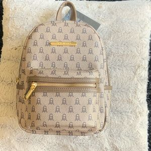 Steve Madden BBailey Printed Mini Backpack